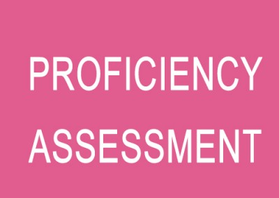 Linguistic Proficiency Assessment