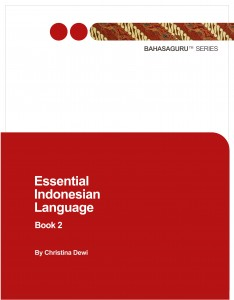 Essential Indonesian Language Book 2