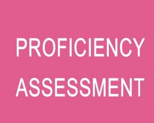 proficiency-assessment