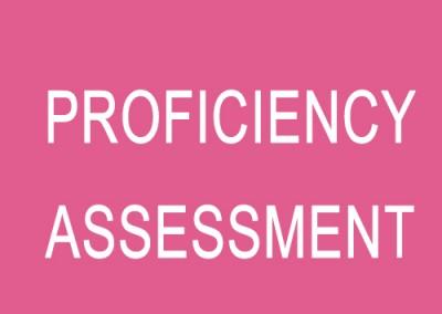 Linguistic Proficiency Assessment