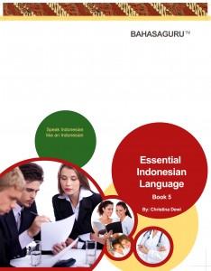 Essential Indonesian Language Book 5
