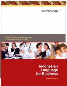 Indonesian Language For Business